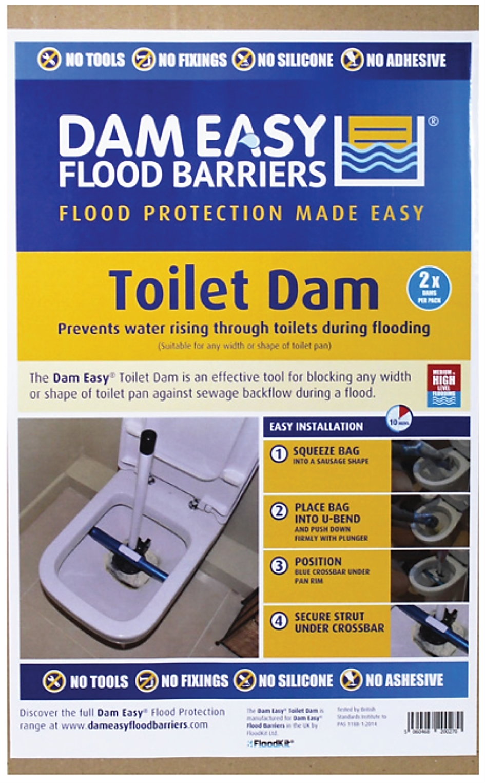 Toilet Dam